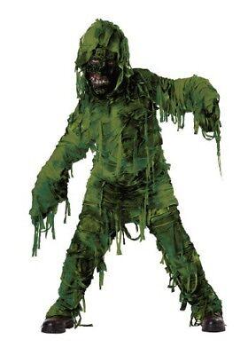 Swamp Monster Costume (Swamp Creature Child Halloween Costume, Swamp Monster, Creature Zombie)