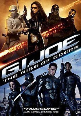 G.I. Joe: The Rise of Cobra (DVD, 2009) (Used) ** Free Shipping on 5