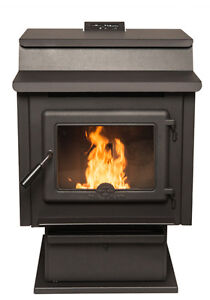 Pellet stove - True North TN40 is the best economy pellet stove