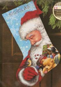 Needlepoint kit ebay christmas needlepoint kit solutioingenieria Images