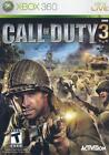 Call of Duty 3 Shooter Video Games