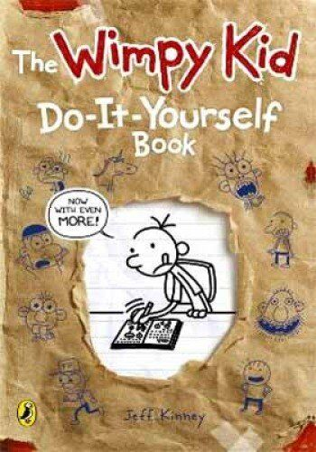 Do-It-Yourself Book (Diary of a Wimpy Kid) By Jeff Kinney