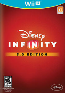 Disney Infinity 3 version Wii U