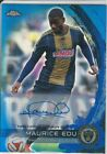 Topps Chrome Topps Autographed Soccer Trading Cards