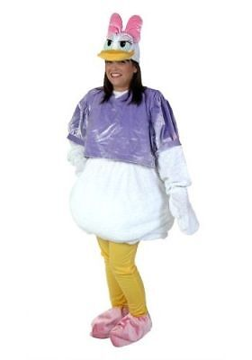 Duck Halloween Costume For Women (Disney Daisy Duck Costume Adult Women's XXL)