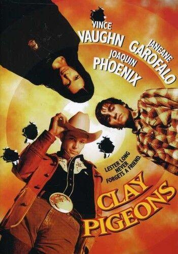 Clay Pigeons [WS] (2002, REGION 1 DVD New) WS