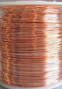 Copper wire ebay 20 gauge copper wires greentooth Image collections