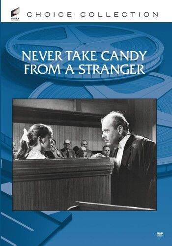 Never Take Candy from a Stranger (2014, DVD NEW) DVD-R