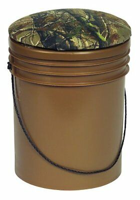 Wise Outdoors Premium Dove Sport Bucket Hunting Seat Insulated Cooler Break Up