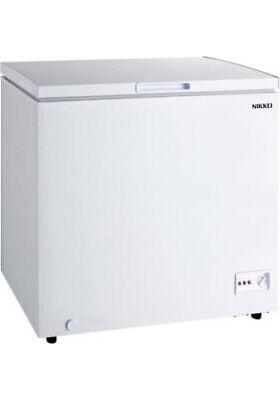 Nikkei Congelatore a Pozzetto Orizzontale a Pozzo 252 Litri Classe A+ INCO250X