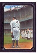 Babe Ruth Framed