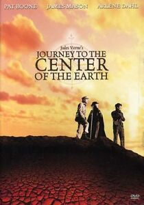 Journey to the Center of the Earth [DVD New]