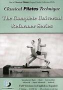 Pilates Reformer DVD