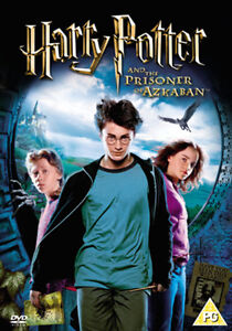 Harry Potter and the Prisoner of Azkaban DVD (2004) Daniel Radcliffe