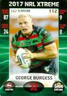 South Sydney Rabbitohs Single NRL & Rugby League Trading Cards
