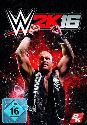 PC Computer Spiel ***** WWE 2K16