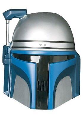 Star Wars Jango Fett Costume (Jengo Fett Star Wars PVC Mask Jango Fet Movie Face Helmet Costume)