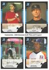 Bowman Draft Picks and Prospects Sports Trading Sets