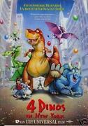4 Dinos in New York