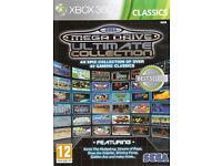 xbox 360 games for sale (6 retro games)