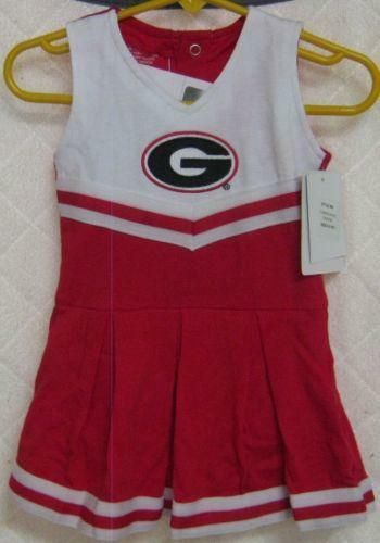 Georgia Bulldog Baby Clothes | eBay