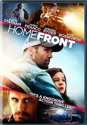 HOMEFRONT New DVD Jason Statham James Franco Winona Ryder Kate Bosworth