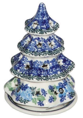 polish pottery christmas