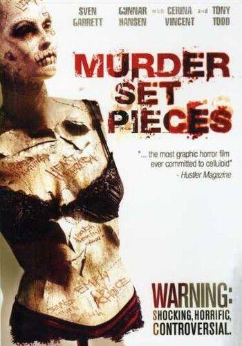 Murder Set Pieces (2007, DVD NEW) WS