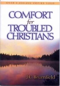 Comfort for Troubled Christians by Brumfield, J. C. -Paperback