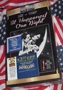 It Happened One Night VHS