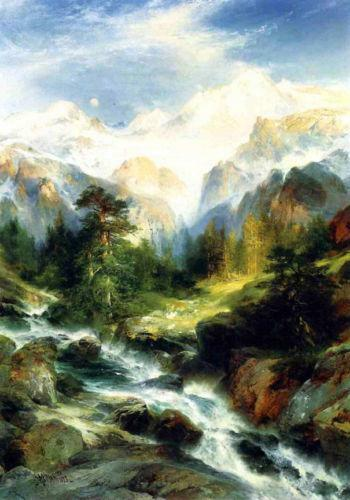 Thomas Moran Art From Dealers Amp Resellers Ebay
