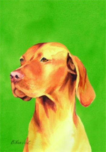 Vizsla Decorative House Flag 20052