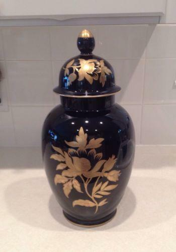 Vase With Lid Ebay