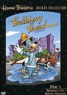 The Huckleberry Hound Show  Vol  1 New Dvd