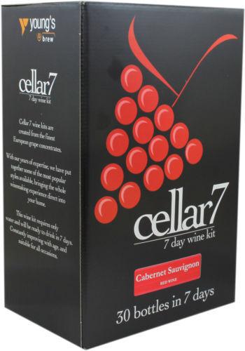 Cellar 7