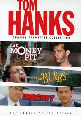 Tom Hanks: Comedy Favorites Collection [New DVD] Dolby, Dubbed, Slipsleeve Pac