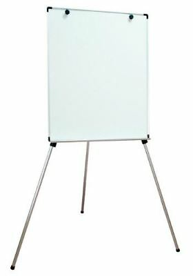 Adjustable Magnetic Lightweight Dry-erase Flip Chart Presentation Whiteboard