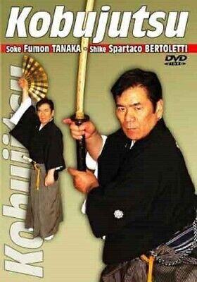 Traditional Karate Weapons Kobujutsu DVD Fumon Tanaka Bertoleti bo sai tonfa