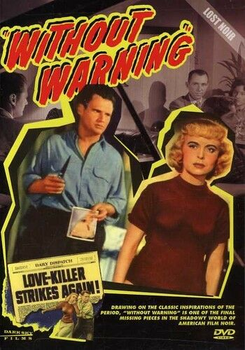 Without Warning (2005, REGION 1 DVD New)