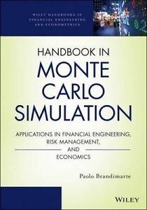 Handbook in Monte Carlo Simulation, Paolo Brandimarte
