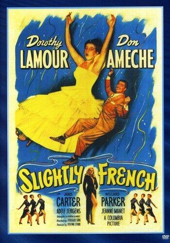 [DVD NTSC/0 NEW] SLIGHTLY FRENCH