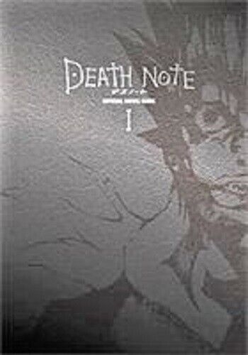Death Note Official Movie Guide Takeshi Obata Japan Book 4088740920