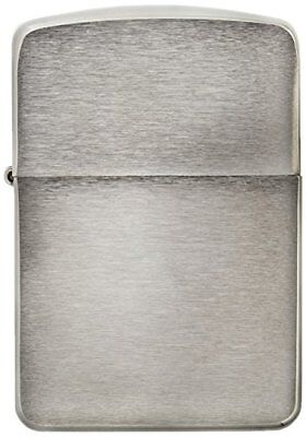 Zippo 1941 Replica Pocket Lighter, Black Ice