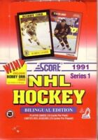 NHL BOXED COLLECTOR HOCKEY CARDS FOR SALE!!!