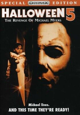 Halloween 5: Revenge of Michael Myers [New DVD] Special - Halloween 5 Michael