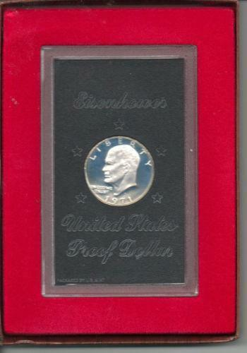 1971 Eisenhower United States Proof Dollar Ebay