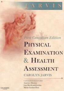 Physical Examination and Health Assessment, 1st Edition