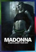 Madonna Tour Program