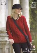 Ladies Sweater Knitting Patterns
