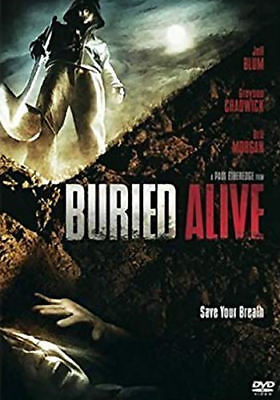 Buried Alive (DVD, 2008, Widescreen) - Very Good (Buried Alive Dvd)